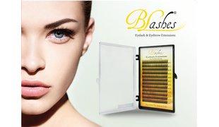 BLASHES Eyelash Extensions Fachkundenbroschüre