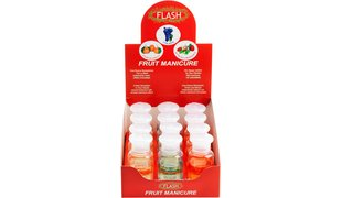 FLASH Fruit Manicure Display