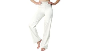 Hose Spa Pant Unisex weiss