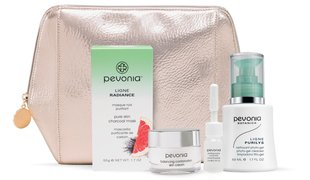 PEVONIA Holiday Gift Collection - Lustrous Reveal Pure Skin Charcoal Mask