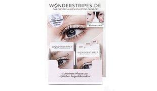WONDERSTRIPES Beauty Tapes Display aus Karton leer