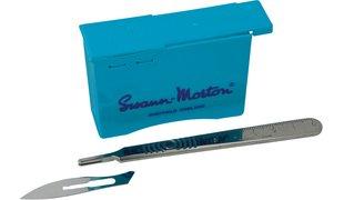 SWANN-MORTON Skalpellklingen-Entferner-Box