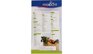 FOOD & FIT Liste d'achat allm.