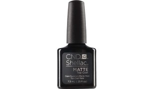 CND Shellac Matte Effect Top Coat