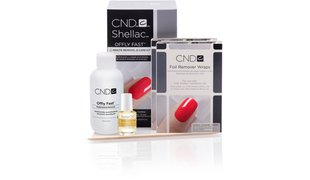 CND Offly Fast 8 Minute Removal & Care Kit