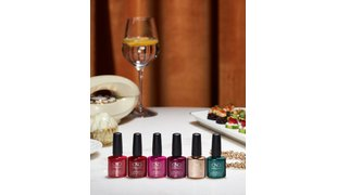Shellac Cocktail Couture Collection