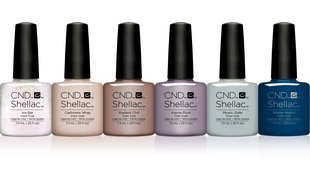 CND Shellac Glacial Illusion Collection