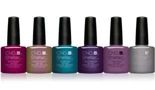 CND Shellac Nightspell Collection