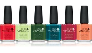 CND Vinylux Rhythm & Heat Collection