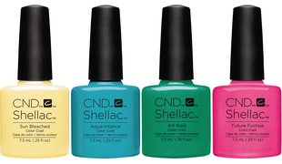 CND Shellac Color Coats Spezialangebote