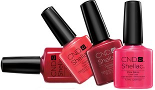 CND Shellac Color Coats